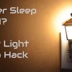 Night Light Sleep Hack