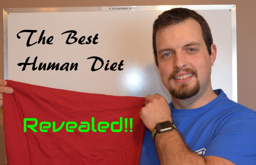 The best human diet revealed