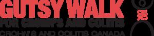 Gutsy Walk Logo